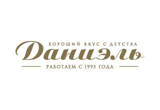 Логотип Daniel