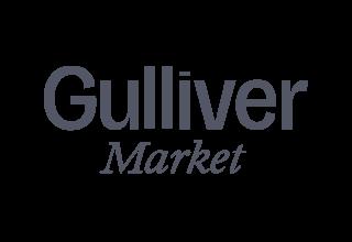 Логотип Gulliver Market