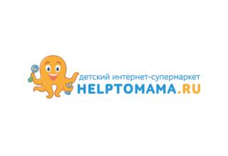 Логотип HelpToMama