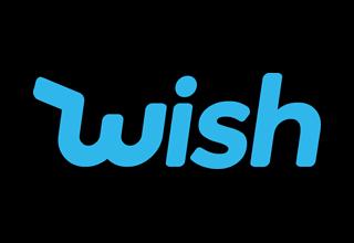 Логотип Wish